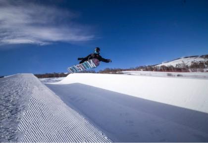 国际雪联自由式滑雪空中技巧世界杯分站赛在长收官