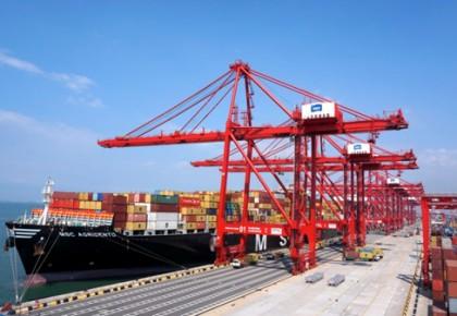 """我国已成为""""一带一路""""25个沿线国家最大贸易伙伴"""