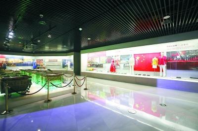 北京奥运博物馆全面开放