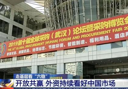 开放共赢 外资持续看好中国市场