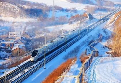 吉林市与上海间首次实现高铁直联互通,跨年游走起!