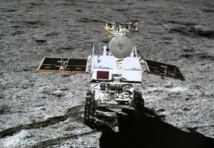 """""""玉兔二號""""破紀錄了!成為在月面工作最久月球車"""