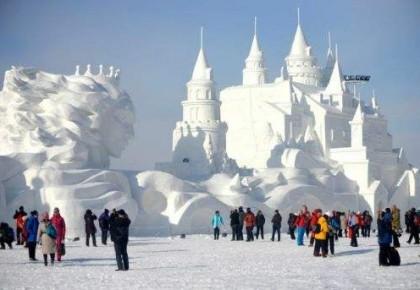 冰雪旅游排行榜发布:吉林省三地进入人气前十
