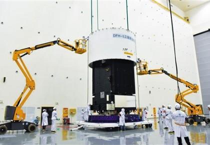 又一国家重器发射成功!未来20年通信卫星就靠它了!