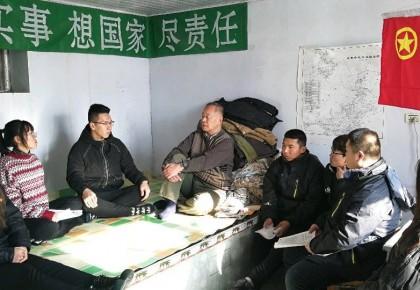三代环保志愿者的绿色传承