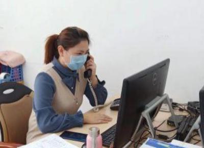 """长春市市场监督管理局南关分局推行""""零接触""""审批"""