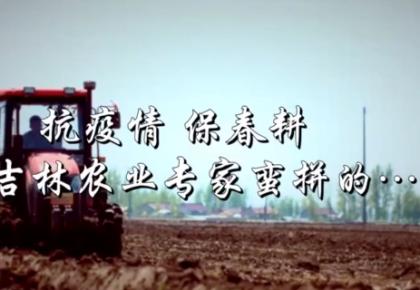 抗疫情、保春耕,吉林农业专家蛮拼的……
