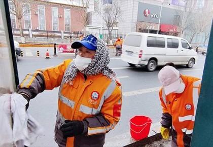 城市里的守望者——长春基层环卫工人防疫纪事