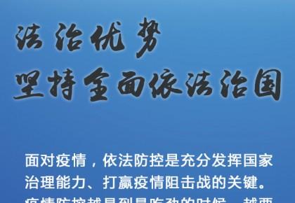 海报|中国抗疫必胜,我们的信心从这里来!