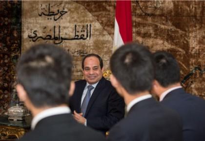 埃及愿进一步发展中埃战略合作关系——访埃及总统塞西