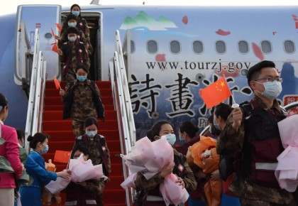 """国际社会认为中国战""""疫""""成果为世界抗击疫情和恢复经济注入信心"""
