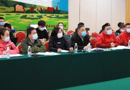 张伯礼院士与美国中医师交流新冠肺炎防治