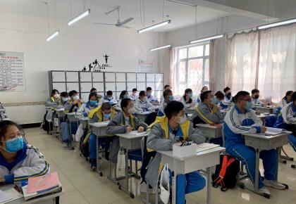 吉林省高三今天开学!复课首日直播全记录
