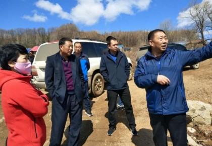 池南区和临江市联合调查证实——日伪断头山木材所非老黑河遗址