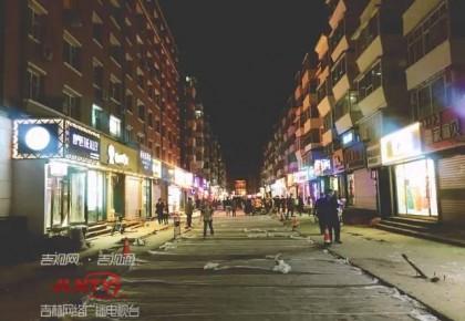 長春桂林路胡同步行街預計5月20日開街