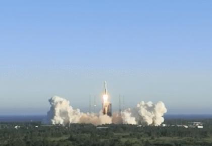 """解码长征五号B运载火箭的四大""""黑科技"""""""