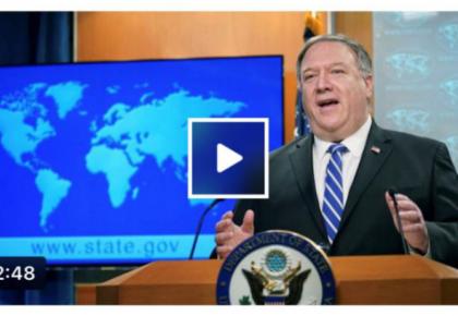 北美观察丨最高外交官成打手?美媒连批国务卿蓬佩奥无中生有
