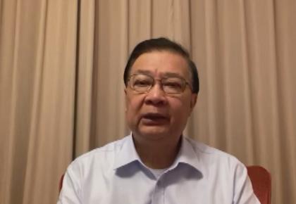 全国人大常委会委员谭耀宗:《香港维护国家安全立法》令香港长治久安