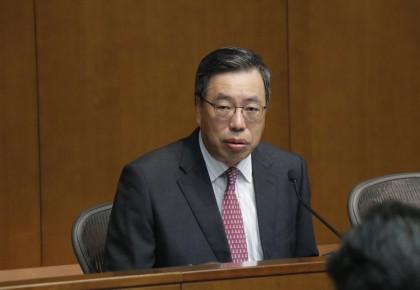 香港立法会主席梁君彦:人大通过涉港国安立法有必要性、迫切性