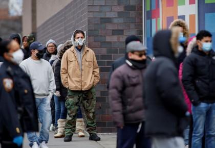 世界问美国丨美国疫情数据为何矛盾混乱