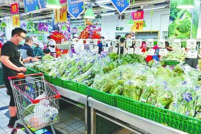 北京多部门、企业全力稳住菜篮子