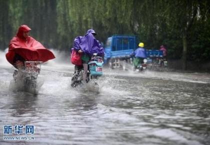 暴雨黄色预警 河南湖北等地有大暴雨或特大暴雨