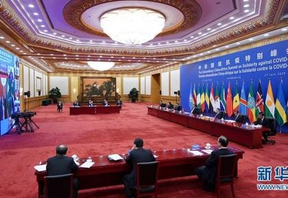 并肩战斗,中国与南非全方面合作抗疫