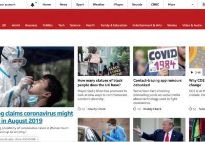 BBC對哈佛大學論文作調查 認為論文的結論站不住腳