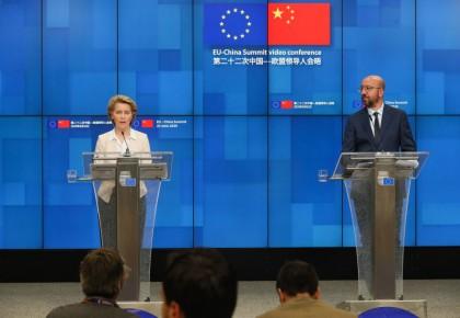 中國歐盟商會主席伍德克:歐中經貿合作在變局中大有可為
