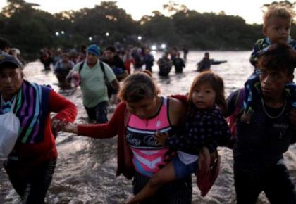 """北美觀察丨特朗普企圖把疫情反彈""""甩鍋""""墨西哥 美國把墨西哥當成""""替罪羊""""熟門熟路"""