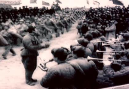 抗美援朝金曲丨《中國人民志愿軍戰歌》是怎樣煉成的