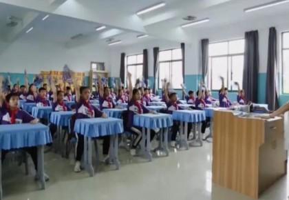 """这就叫精气神儿!小学生""""霸王别姬""""课间操刷屏了!"""