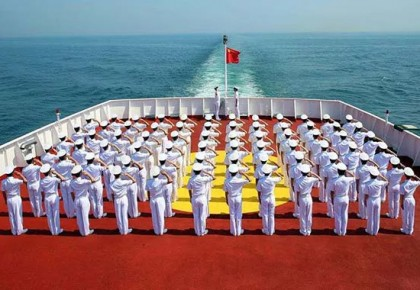 航海日 | 高科技托起跨越时空的未来航海