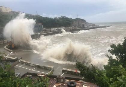 臺風「黑格比」來襲,央企筑起銅墻鐵壁!