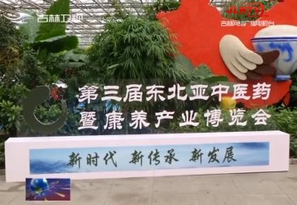 视频丨第三届东北亚中医药博览会在长春举行