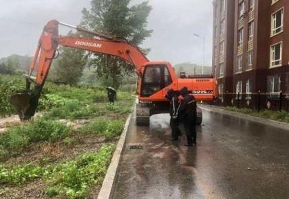 """吉林省各地总动员,全力抗击台风""""美莎克"""""""