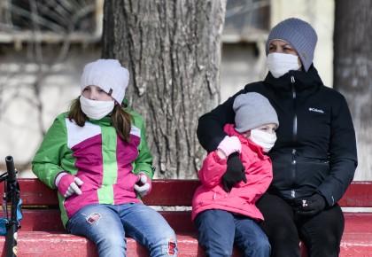 美国已有超过58.7万名儿童确诊新冠肺炎