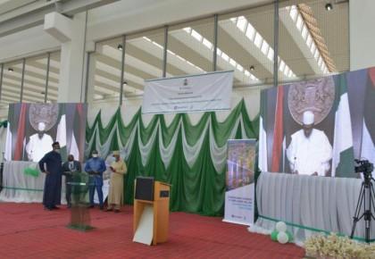 尼日利亚:中企帮助完成铁路修复改造 助力当地恢复发展经济