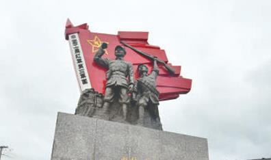 红军好作风 暖了百姓心