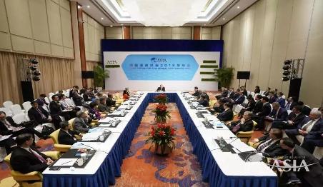 【习声回响】习近平:中国发展离不开世界,世界发展也需要中国
