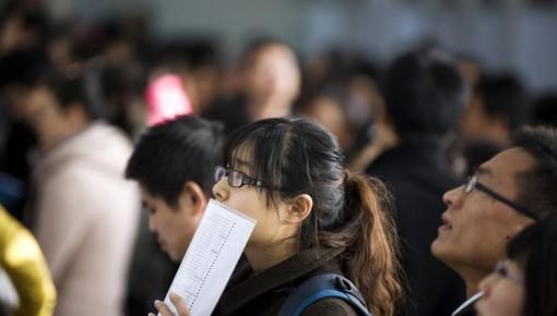 教育部:2018年全国820万大学生将毕业 就业形势严峻