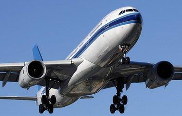从上海到长春的飞机