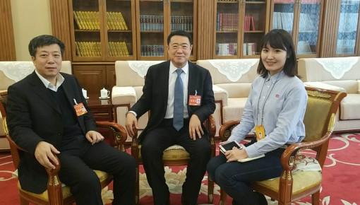两会直播间|省政协委员薛春志 孙进畅谈教育发展