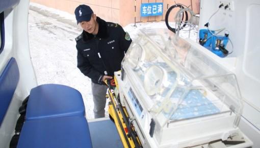 """儿童急救的福音!长春儿童医院网络急救站成立,可直呼""""120"""""""
