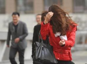 7级西南大风刮来 附赠12℃最高气温