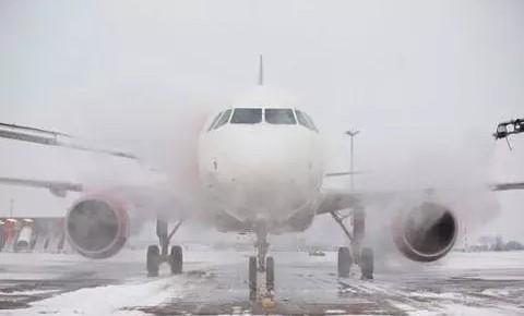 【通知】受降雪天气影响 白城机场临时关闭