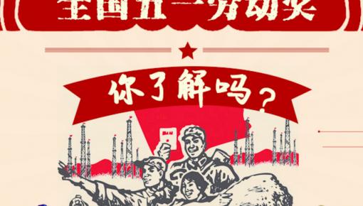 图说工会:全国五一劳动奖你了解吗?