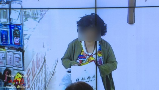 【视频】女子服装店盗窃 监控记录全过程