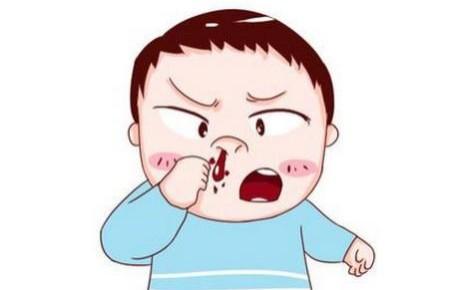 鼻出血不可小视 可能是身体出了问题