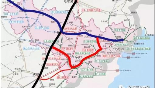 辽源地区高铁规划方案月末出炉,辽长城际高铁、四通高铁值得期待